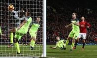 Ibrahimovic cứu thua cho MU ở những phút cuối