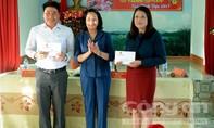 Phó Chủ tịch nước Đặng Thị Ngọc Thịnh thăm, tặng quà tại Gia Lai