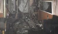 Hỏa hoạn tại ngôi nhà 3 tầng, 6 người thoát nạn