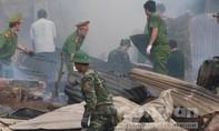 Hỏa hoạn thiêu rụi 70 căn nhà ở xóm cồn Nha Trang