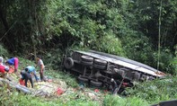 Thông tin mới vụ tai nạn liên hoàn giữa 4 xe ô tô tải tại đèo Bảo Lộc