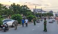 Tài xế tông liên hoàn 8 xe máy ở Sài Gòn khai gì tại công an?