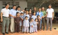 Mang quà tết đến với trẻ em mồ côi, khuyết tật tại Bà Rịa – Vũng Tàu