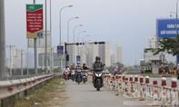 Xe máy chính thức được chạy vào đường dẫn cao tốc TP.HCM - Dầu Giây