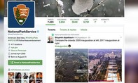 Một cơ quan Mỹ bị đóng tài khoản Twitter do đăng ảnh nhậm chức của Trump
