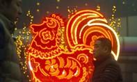 Thế giới rộn ràng đón năm Đinh Dậu 2017