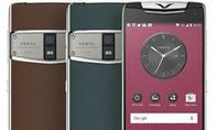 Vertu ra mắt dòng smartphone siêu sang Constellation phiên bản 2017