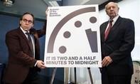 Các nhà khoa học chỉnh 'đồng hồ tận thế' vì Trump