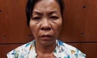 """Bắt """"nữ quái"""" cướp giật điện thoại ở đường hoa Nguyễn Huệ"""