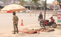 Người đàn ông đột tử khi đang đi trên đường