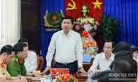 Clip: Bí thư Thành ủy chỉ đạo Phòng CSGT đảm bảo giao thông cửa ngõ TP.HCM