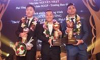Thành Lương lần thứ tư được vinh danh Quả bóng Vàng Việt Nam