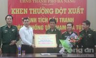 Thưởng nóng cho BĐBP Đà Nẵng phá chuyên án ma túy lớn
