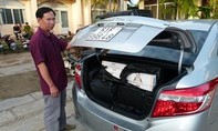 Bắt xe ô tô chở 4.000 gói thuốc lá nhập lậu