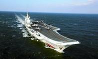 Đài Loan điều máy bay chiến đấu, tàu chiến giám sát tàu sân bay Liêu Ninh