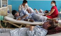 TP.HCM: Chống dịch thủy đậu tại Khu chế xuất Tân Thuận