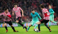 11 đấu 9 nhưng Barca vẫn nhận thất bại
