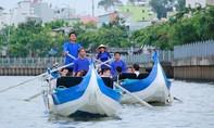 Lái thuyền bị thương khi các đối tượng trên Kênh Nhiêu Lộc - Thị Nghè ném đá