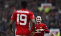 Khai màn đại thắng, Rooney san bằng lịch sử