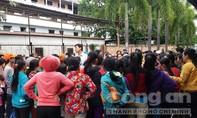Gần 1.500 công nhân kéo ra đường đòi quyền lợi