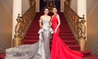 Dàn sao Việt lộng lẫy trên thảm đỏ 'Ngôi sao xanh'