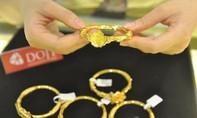 Giá vàng hôm nay 7-1: Đảo chiều giảm giá