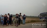 Xe khách tông chết nam thanh niên đi xe máy