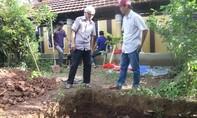 Công bố di vật khảo cổ trong dự án tìm lăng vua Quang Trung