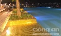 Lần đầu tiên Đà Nẵng có Bể bơi vô cực dát vàng 24K cao và lớn nhất thế giới