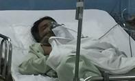 Nạn nhân bị ngộ độc khí amoniac bị tổn thương mắt, suy hô hấp