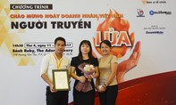 Báo Công an TP.HCM đoạt giải Báo chí Viết về Doanh nhân, Doanh nghiệp VN 2017