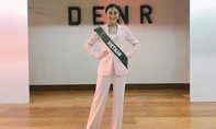 Hà Thu lọt Top 10 Hoa hậu được yêu thích nhất tại Miss Earth 2017
