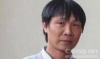 Di lý một phóng viên bị truy nã từ  Nghệ An về TP.HCM