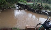 Học sinh lớp 12 dũng cảm lao xuống dòng nước cứu người bị nạn