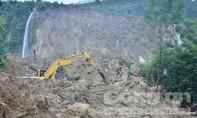Hiện trường kinh hoàng vụ lở đất ở Hoà Bình