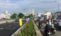 Thông xe cầu Nhị Thiên Đường 1 trước 3 tháng