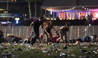 Xả súng ở lễ hội âm nhạc ngoài trời tại Las Vegas khiến nhiều người thương vong