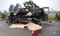 6 người chết tại chỗ sau tai nạn thảm khốc
