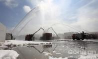 Hàng trăm công an, quân đội khắc phục sự cố cháy, rò rỉ hoá chất