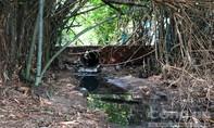 Người dân 'kêu trời' vì mương nước ô nhiễm