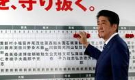 Thủ tướng Nhật cam kết 'kiên quyết đối phó' với Triều Tiên