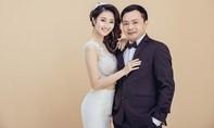 Hoa hậu Thu Ngân sinh con trai đầu lòng với chồng đại gia