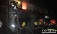 Hiện trường vụ cháy rạng sáng làm 2 người tử vong