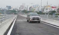 Thông xe cầu kết nối Nguyễn Tri Phương với Võ Văn Kiệt