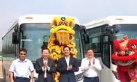 Bàn giao xe phục vụ vận chuyển APEC 2017