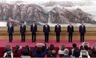 Trung Quốc ra mắt thường vụ bộ chính trị nhiệm kỳ 2017-2022