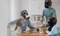 Ngay khi chỉ ở trong nhà, người dân thành phố cũng có nguy cơ mắc bệnh đường hô hấp