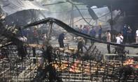 Nổ nhà máy ở Indonesia làm 47 người chết