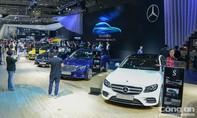 Mercedes-Benz đưa 18 mẫu xe chiếc lược đến VIMS 2017