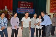 KTX ĐHQG TP.HCM hỗ trợ bà con vùng lũ phía Bắc 300 triệu đồng